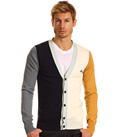 Vivienne Westwood MAN - Color Block Cardigan
