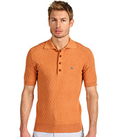 Vivienne Westwood MAN - Garment Dyed Cable Polo