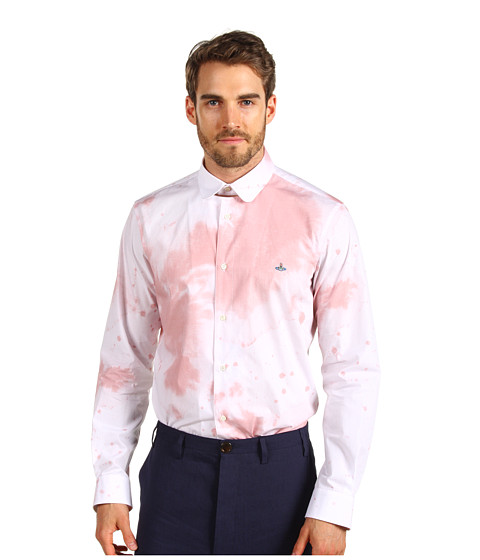 Product information for Wine stain white shirt