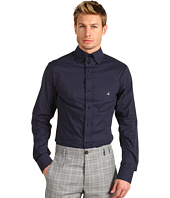 Vivienne Westwood MAN - Polka Dot Stretch Shirt