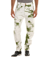 Vivienne Westwood MAN - Grass Stain Cotton Trouser
