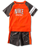 Nike Kids - Nike N45 Campus SS Short Set (Toddler)