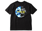 Krush Flamo Tee (Big Kids) by Hurley Kids
