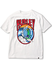 Hurley Kids - Goblin Barrel Tee (Big Kids)