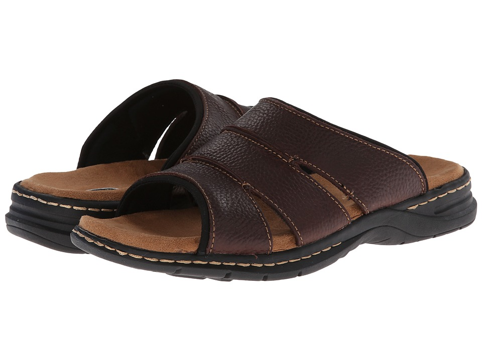Dr. Scholls Gordon Briar Mens Slide Shoes