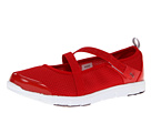 Travel Walker Mary Jane Red Footwear Shoes