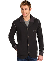 Diesel - Ribbed Shawl Collar Cardigan