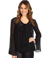 Patterson J Kincaid - Corwin Beaded Blouse