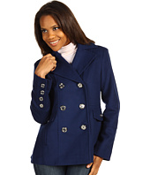 MICHAEL Michael Kors - Renee Wool Peacoat