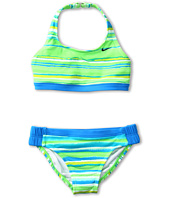 Nike Kids - Tie Dye Stripe Halter 2-Piece (Big Kids)