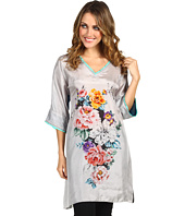 Johnny Was - V-Neck 3/4 Sleeve Tunic