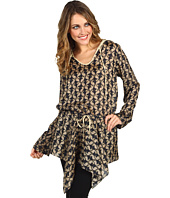 Johnny Was - Long Sleeve Hooded Tunic