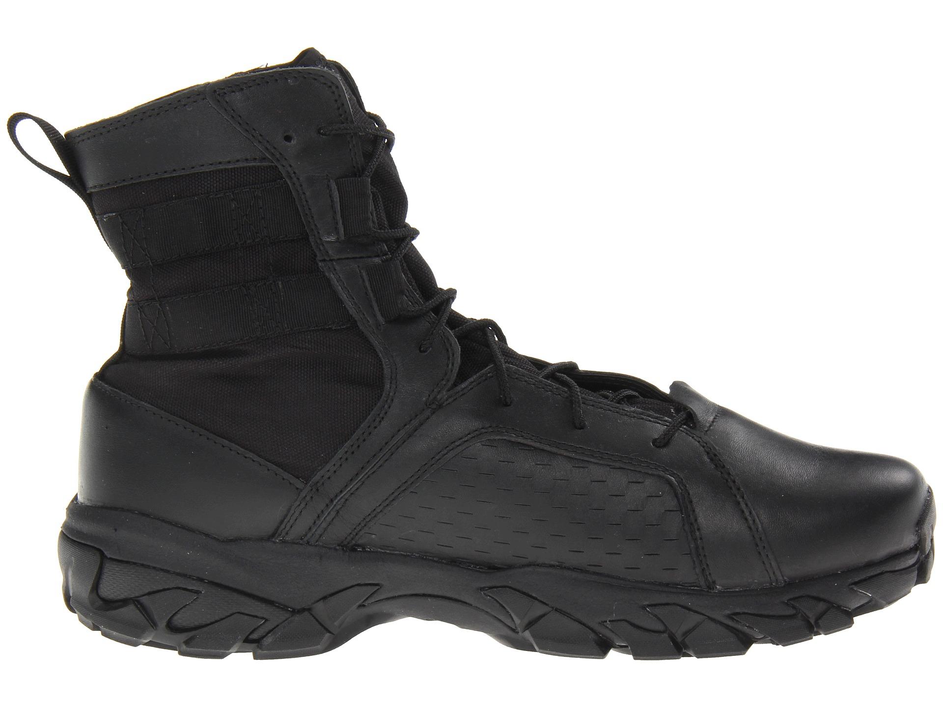 oakley black boots