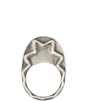House of Harlow 1960 - Zig Zag Stacking Ring