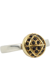 House of Harlow 1960 - Engraved Orb Ring