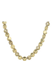 House of Harlow 1960 - Engraved Rocky Collar Necklace