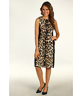 Karen Kane - Wild Cheetah Panel Dress