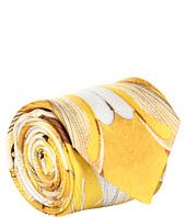 Cheap Alexander Mcqueen Dragonfly Tie Gold White