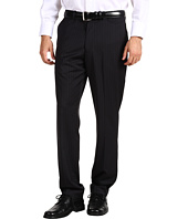 Perry Ellis - Slim Fit Flat Front Wide Double Stripe Pant