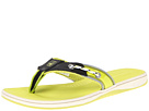 Sperry Top-Sider - Seafish (Black/Neon Yellow)