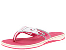 Sperry Top-Sider - Seafish (White/Silver/Pink)