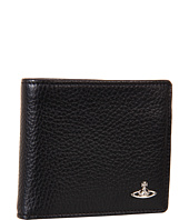 Vivienne Westwood - Bicolor Wallet with Horizontal Coin Holder