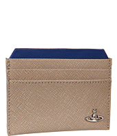 Vivienne Westwood - Saffiano New Credit Card Holder