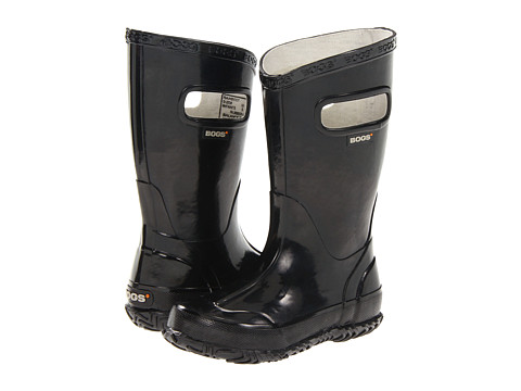 Bogs Kids Glosh Solid Rain Boot (Toddler/Little Kid/Big Kid)