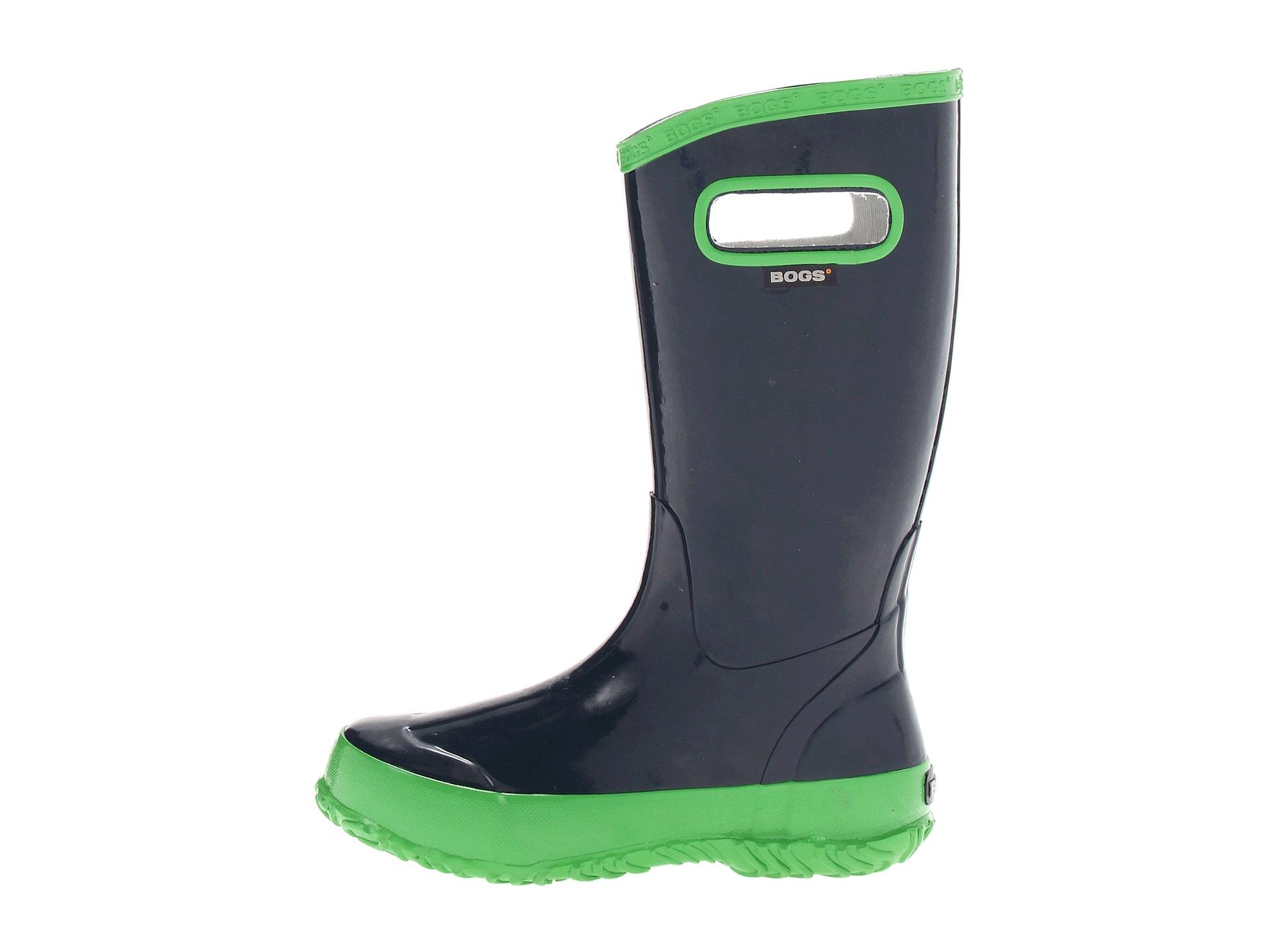 Bogs Kids Glosh Solid Rain Boot (Toddler/Little Kid/Big Kid ...