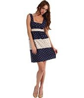 Paul Smith - Polka Dot Paneled Dress