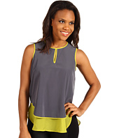 Kenneth Cole New York - Color-Blocked Tank Top