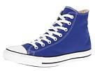 Converse - Chuck Taylor All Star Seasonal Hi (Deep Ultramarine) - Footwear