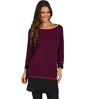 Michael Stars - Cashmere Draped Back Tunic