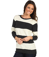 Michael Stars - Sequin Stripe Scoop Neck Pullover
