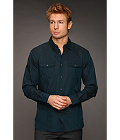 John Varvatos - Point Collar 2-Pocket Shirt