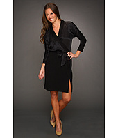 Michael Stars - Carolina Silk Modal Wrap Dress