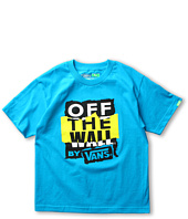 Vans Kids - Skatey Eight Tee (Big Kids)