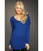Michael Stars - Slub Cutout Back Tunic