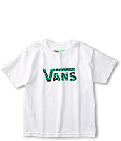 Vans Kids - Checker Classic Tee (Big Kids)