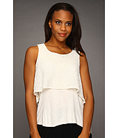 Kenneth Cole New York - Beaded Trim Tank