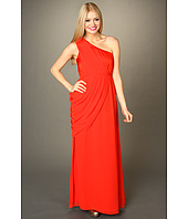 Max and Cleo - Alicia One Shoulder Draped Gown