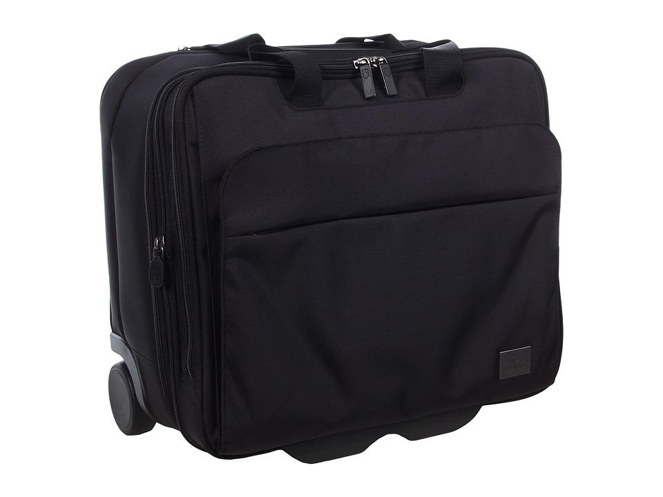 Victorinox - Werks Professional - Officer 17 (Black) Computer Bags