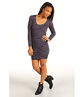 Splendid - Striped L/S Dress