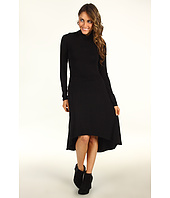 Splendid - High Low Turtleneck Dress