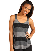Splendid - Bordeaux Stripe Loose Knit Tank