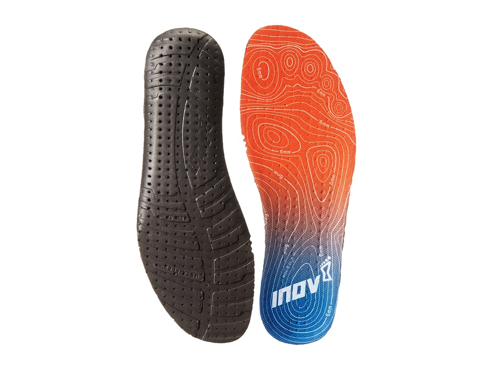 inov 8 6MM Footbed Blue/Orange Insoles Accessories Shoes