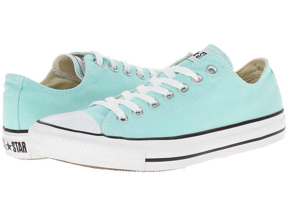 Converse Chuck Taylor All Star Seasonal OX (Beach Glass) Athletic Shoes