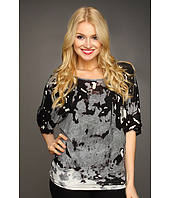 Michael Stars - Midnight in Paris Banded Bottom Dolman Top