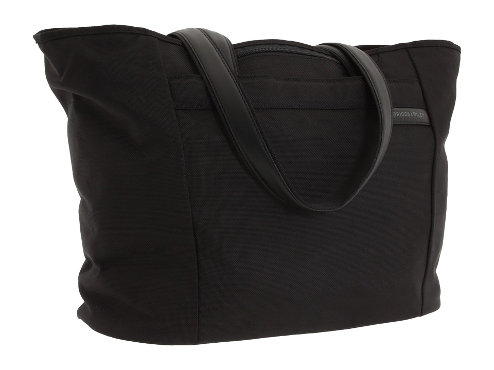 Briggs & Riley Baseline - Large Shopping Tote Bag (Black)...
