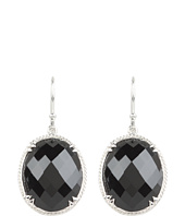 DeLatori - Black Onyx Earrings